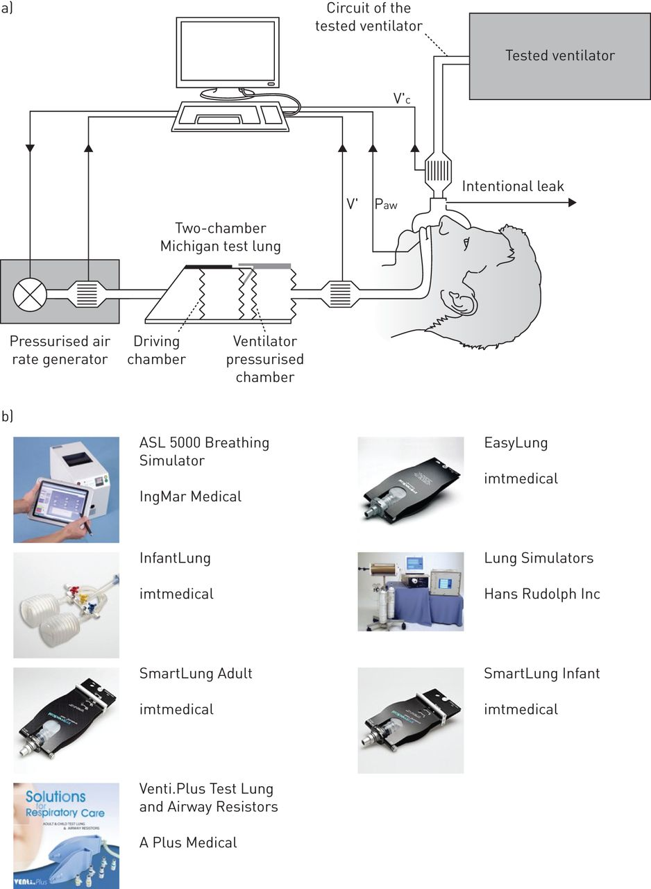 Technology For Noninvasive Mechanical Ventilation Looking
