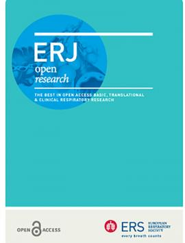 ERJ Open Research cover