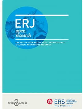 ERJ Open Research: 2 (4)